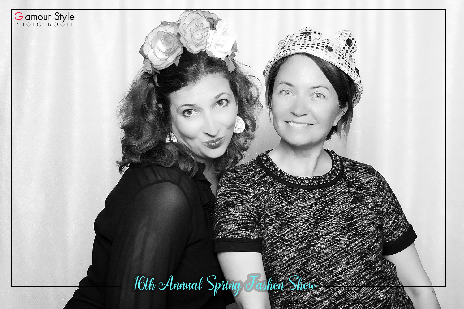 Ccsf Fashion Show Glamour Style Photo Booth